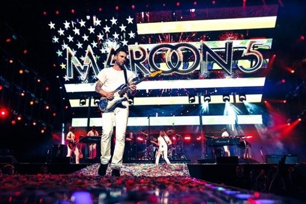 Maroon 5 (Courtesy photo)