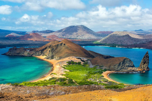 Land-based Galapagos tours are surprisingly unpopular. That's great for adventure travelers. (CNN)