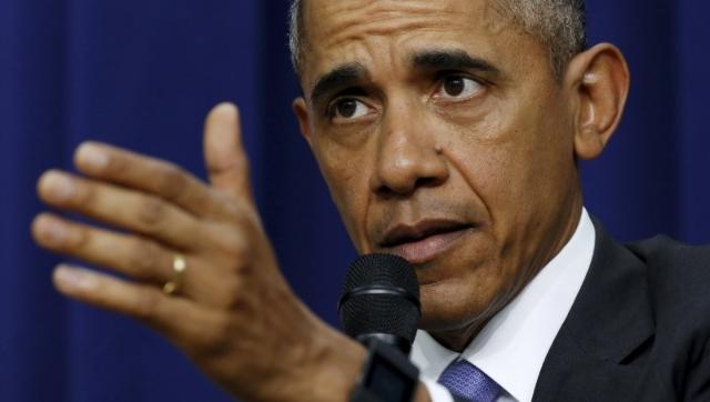 President Barack Obama (Kevin Lamarque/Reuters)