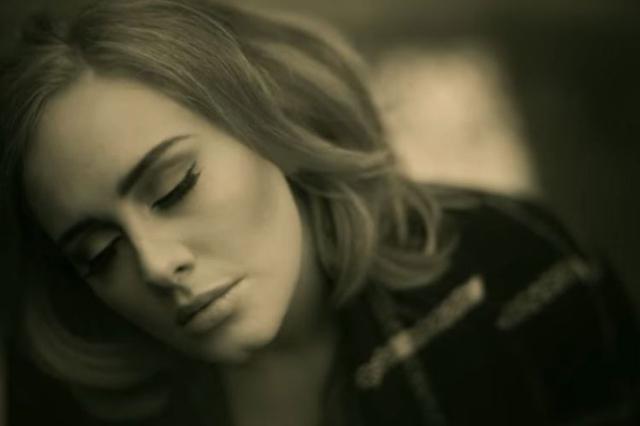 """British singer Adele's new album """"25"""" was released on Nov. 20, 2015. (CNN)"""
