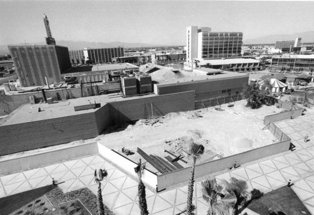 The Desert Inn is seen in October 1977. (Review-Journal file)