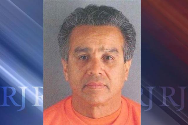 Ernesto Manuel Gonzalez is shown in a Sept. 30, 2011, booking mug. (Courtesy San Francisco Police Department/Reuters)