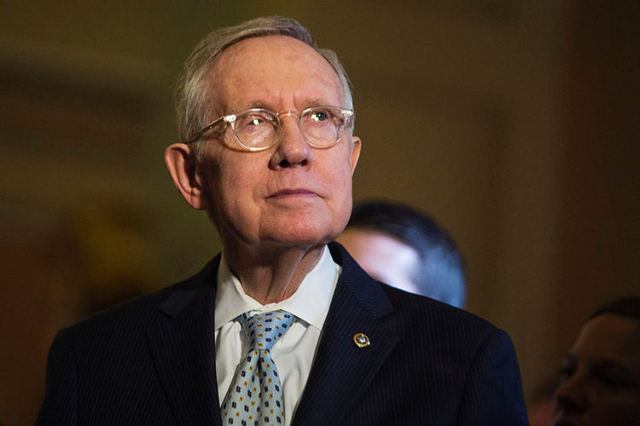 Harry Reid (file)