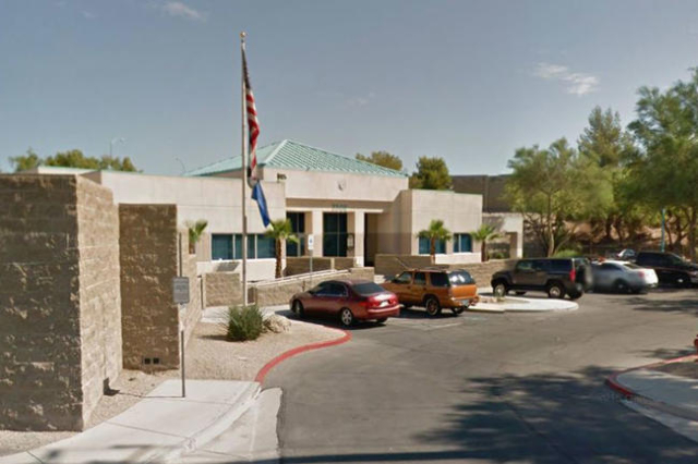 Las Vegas Detention Center (Google Street View)
