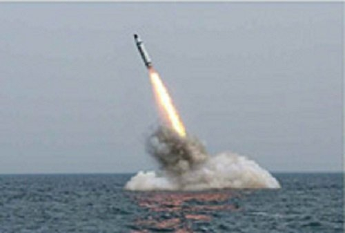 North Korean leader Kim Jong Un oversaw the successful underwater test fire of a ballistic missile, North Korean state news agency, KCNA, said Saturday. The missile was launched from a strategic s ...