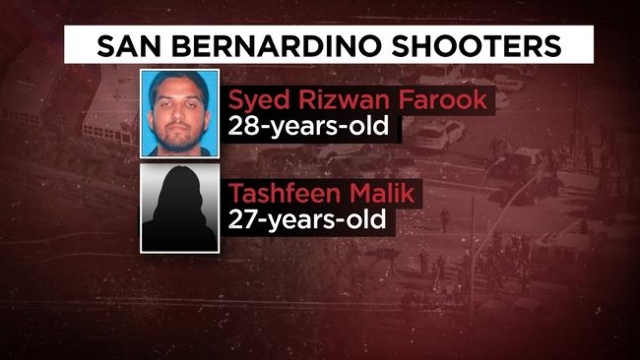 Syed Rizwan Farook -- who along with his wife, Tashfeen Malik, carried out the San Bernardino shooting massacre -- apparently was radicalized and in touch with people being investigated by the FBI ...