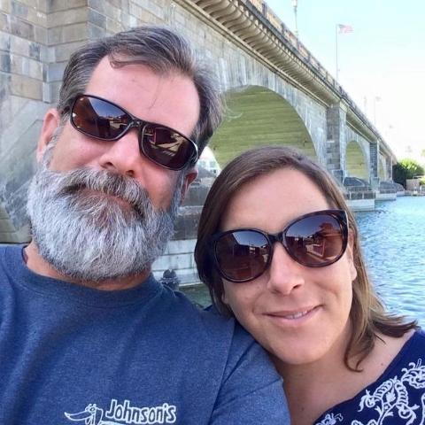 Shannon Johnson, 45, of Los Angeles (CNN)