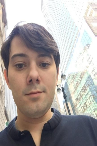 Pharmaceutical executive Martin Shkreli has been arrested. (CNN/ Martin Shkreli)