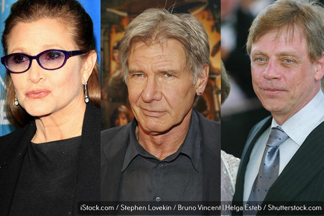 How Much Are The Stars Of Star Wars Really Worth Las Vegas