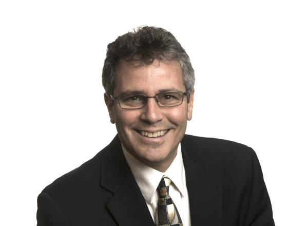 Review-Journal writer/columnist Howard Stutz (Jeff Scheid/Las Vegas Review-Journal)
