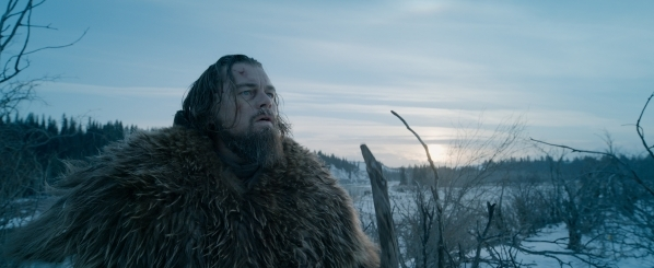 """Leonardo DiCaprio stars in """"The Revenant,"""" an immersive and visceral cinematic experience capturing one man's epic adventure of survival and the extraordinary power of the human sp ..."""