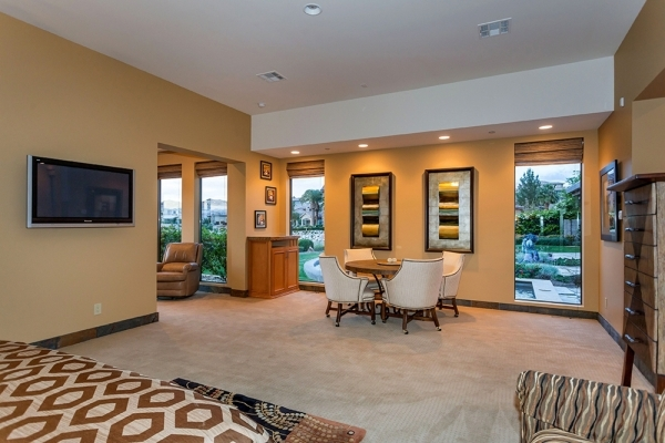 The casita has been specially outfitted by the Walters with elder-care and other mobility-sensitive residents in mind. COURTESY