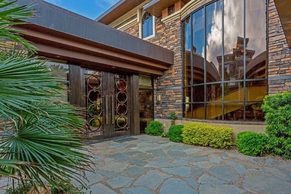 The  Seven Hills' 8,299-square-foot mansion is listed at $4.9 million through broker Donna Ruthe, owner of the Today's Realty Inc. real estate firm. It has six bedrooms, six full baths ...