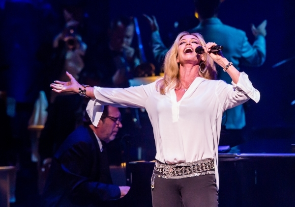 Susan Anton performs in The Smith Center's Reynolds Hall during the Nevada Sesquicentennial Concert in September 2014. COURTESY SMITH CENTER FOR THE PERFORMING ARTS