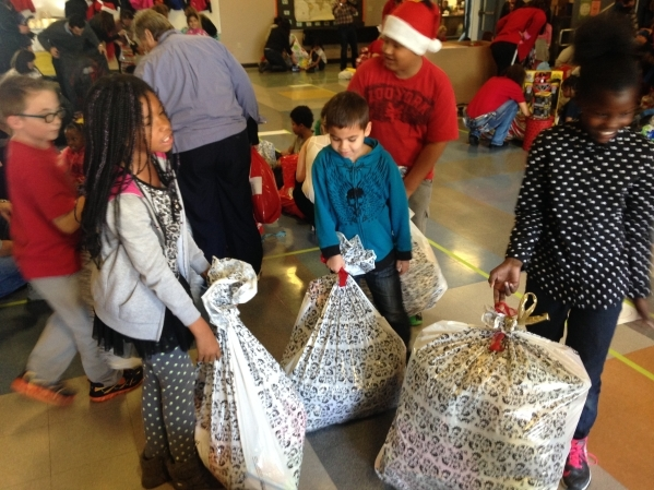 The Las Vegas Hospitality Association's hosted its Fill a Bag with Cheer program, on Dec. 18 and provided 300 children in need with bags of items. The organization's members were been  ...