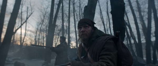 """Tom Hardy (foreground) and Will Poulter co-star in """"The Revenant."""" (Twentieth Century Fox)"""