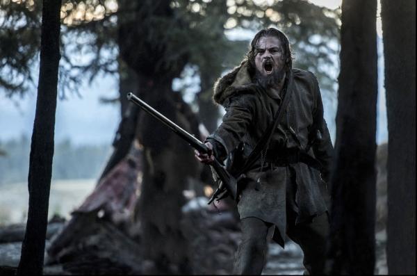 Leonardo DiCaprio stars as legendary explorer Hugh Glass. (Kimberley French/2015 Twentieth Century Fox Film Corp.)