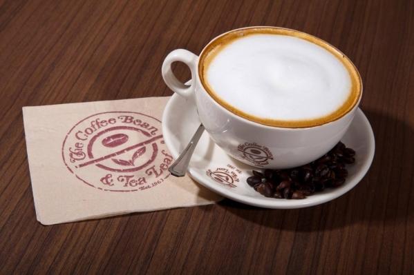 (Courtesy Coffee Bean & Tea Leaf)