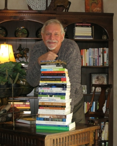 Former Green Living columnist Steve Rypka practices what he preaches. COURTESY