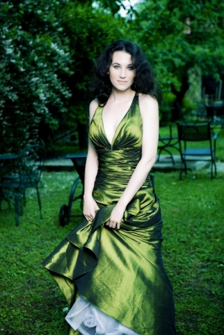 Award-winning pianist Martina Filjak joins the Las Vegas Philharmonic Saturday and Sunday for performances of Ravel's Piano Concerto at The Smith Center's Reynolds Hall. COURTESY LAS V ...