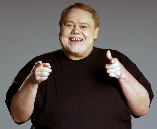 Comedian Louie Anderson is slated to perform Jan. 22 and 23 inside the showroom at the South Point, 9777 Las Vegas Blvd. South. Special to View