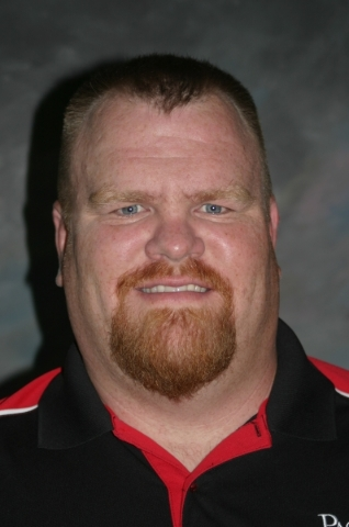 Pacific University wrestling coach Severin Walsh. Photo courtesy Pacific University.