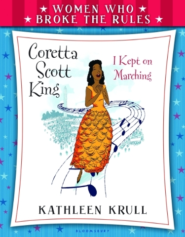 Book review: 'Women Who Broke the Rules' shares Coretta Scott King's childhood