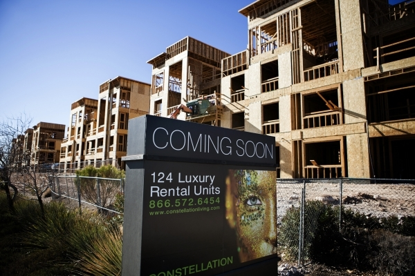 Pent up demand creates wave of luxury apartment for Residential lease for apartment or unit in multi family