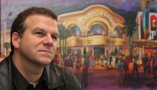 Tilman Fertitta, chairman and CEO Landry's Inc., which owns Fremont Street's Golden Nugget. (Review-Journal)