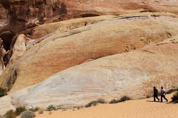 Winter is wonderful time to visit scenic Valley of Fire