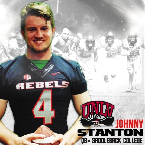 Juco quarterback eager to help Rebels