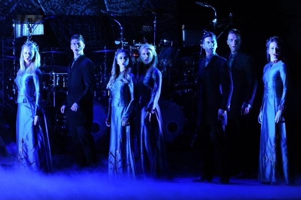 """Cloud Song"" kicks off the 20th-anniversary ""Riverdance"" tour, which begins an eight-performance run Tuesday at The Smith Center for the Performing Arts. COURTESY SMITH CENTER  ..."