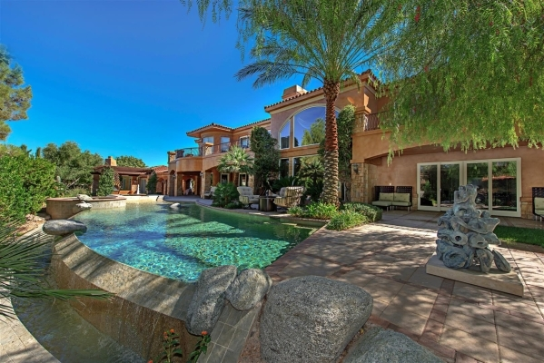 Boxing legend Mike Tyson and his wife, Lakika, bought the home, which was in their neighborhood, in December. COURTESY