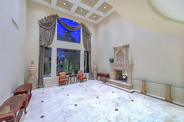 The home's previous owners remodeled it before placing it on the market. COURTESY