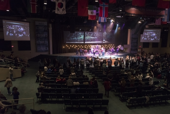 Streamed services mean never missing church | Las Vegas ...