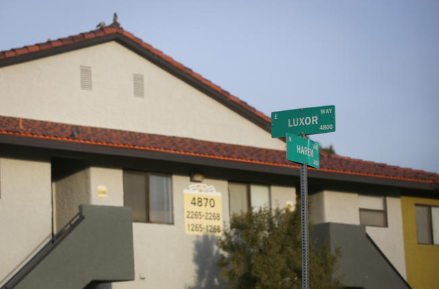 Liberty Village Apartments On Nellis