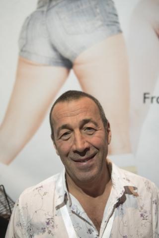 John Stagliano of Evil Angel Productions poses during the AVN Adult Entertainment Expo 2016 at the Hard Rock Hotel & Casino in Las Vegas Saturday, Jan. 23, 2016. Jason Ogulnik/Las Vegas Review ...