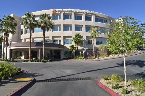 The Rose de Lima Campus of the Dignity Health St. Rose Dominican hospital is shown at 102 E. Lake Mead Parkway in Henderson on Tuesday, June 16, 2015. Bill Hughes/Las Vegas Review-Journal