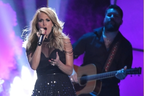 Carrie Underwood will be among the lineup of performers for Party for a Cause, a three-day festival that will accompany the Academy of Country Music Awards show's return to Las Vegas in Apri ...