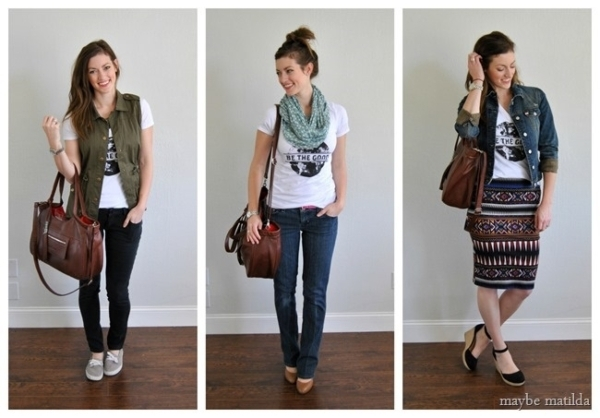Graphic tees, 1001 ways to wear them – Las Vegas Review ...