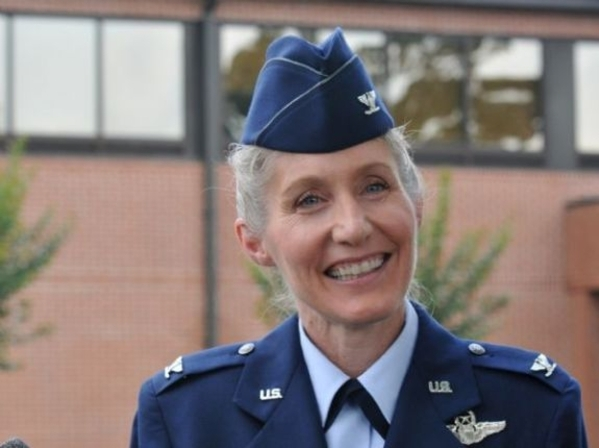 Col. Jeannie M. Leavitt has been selected for promotion to brigadier general to command the 57th Wing, Air Combat Command at Nellis Air Force Base. She is currently principal military assistant to ...