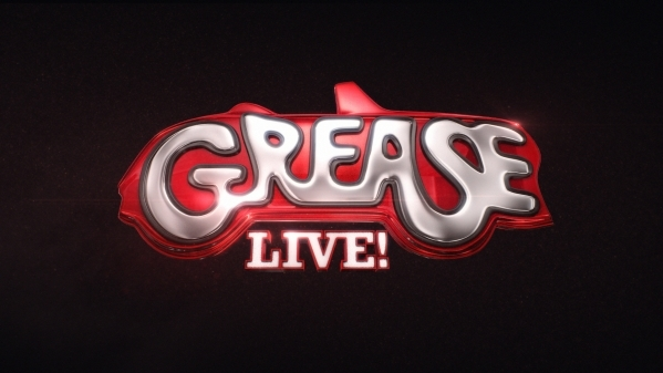 GREASE LIVE!:  Logo.  CR: FOX  ¬©¬'€2015 FOX BROADCASTING
