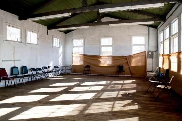 The former schoolhouse is now a meeting facility for groups holding chili cook-offs, art gatherings or other parties. TONYA HARVEY/REAL ESTATE MILLIONS