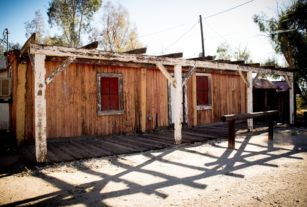 Several of the structures in town look like they are straight out of the Old West. TONYA HARVEY/REAL ESTATE MILLIONS
