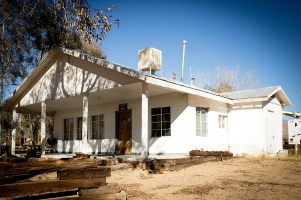 The newest structures on the grounds, built in the 1960s, have been restored and are offered for limited-term occupancy. The Nippeno House was used by the Freeman family as their home. TONYA HARVE ...