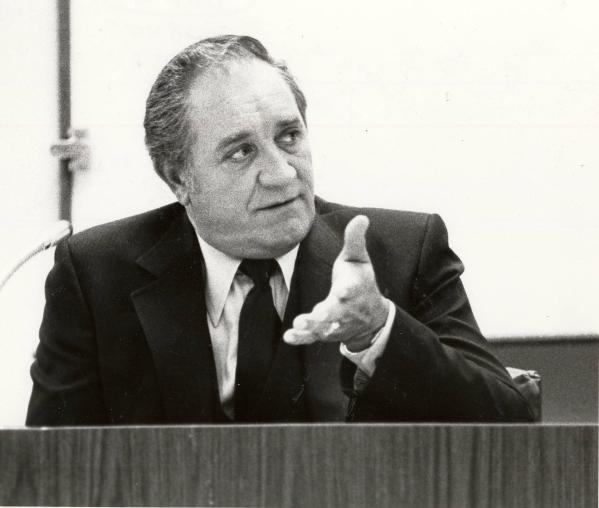 Darwin Lamb on Nov. 16, 1982. Wayne O. Kodey/Las Vegas Review-Journal file.