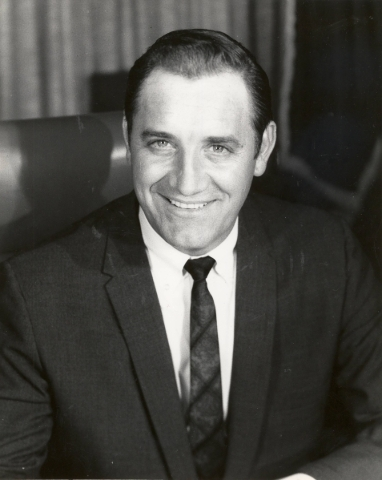 Darwin Lamb in an undated photo. Review-Journal file.