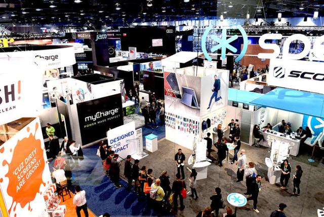 2016 CES Convention Day 2.  (Glenn Pinkerton/Las Vegas News Bureau)