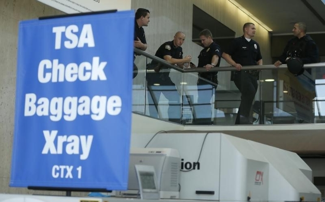 TSA (Reuters/Lucy Nicholson)