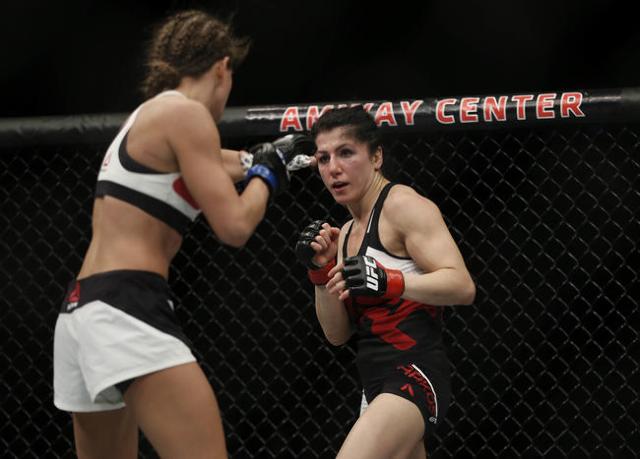 Breakout fighters for 2016: Karolina Kowalkiewicz   Las